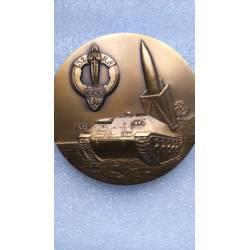 Médaille de table du 32e RA