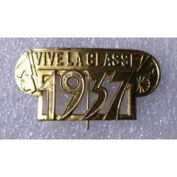 Conscrits : Vive la Classe Classe 1937