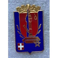 58e Régiment d'Artillerie
