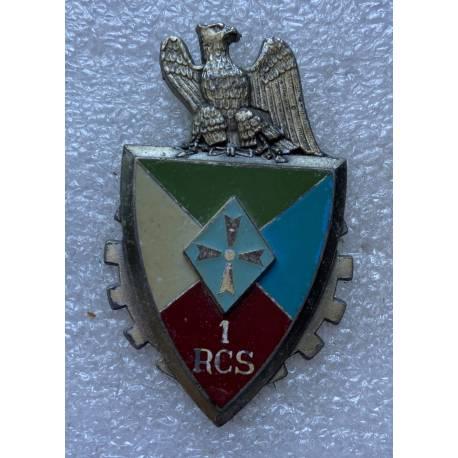 1er Régiment de Commandement et de Soutien (relief)