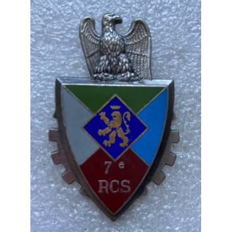 7e Régiment de Commandement et de Soutien (RCS)