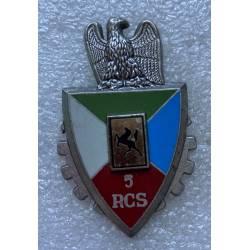 5e Régiment de Commandement et de Soutien (RCS)
