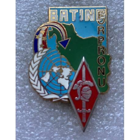 10e Division Blindée FORPRONU BAT-INF