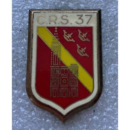 CRS 37 STRASBOURG (Compagnie Républicaine de Sécurité)