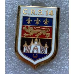 CRS 14 BORDEAUX  (Compagnie Républicaine de Sécurité)