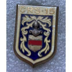 CRS 15 BETHUNE  (Compagnie Républicaine de Sécurité)