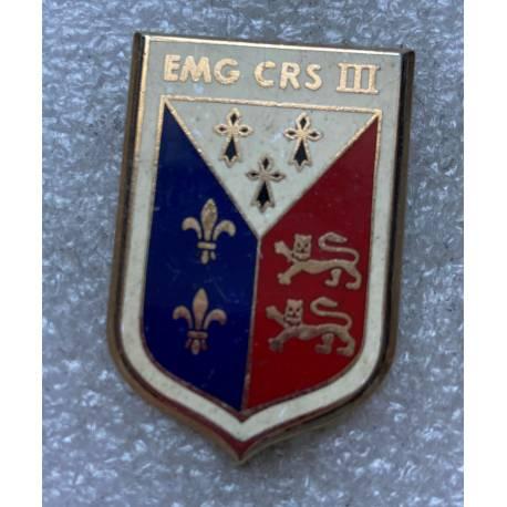 EMG CRS III (Compagnie Républicaine de Sécurité)