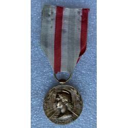 Médaille d'Honneur des Chemins de Fer 3e modèle