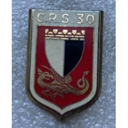 CRS 30 METZ  (Compagnie Républicaine de Sécurité)