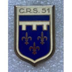 CRS 51 ORLEANS (Compagnie Républicaine de Sécurité)