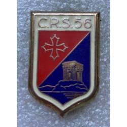 CRS 56 MONTPELLIER  (Compagnie Républicaine de Sécurité)