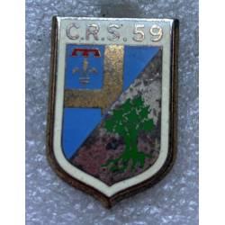CRS 59 OLLIOULLES  (Compagnie Républicaine de Sécurité)