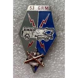 53e Groupe de Réparation du Matériel (GRM)