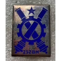 252e Bataillon du Matériel