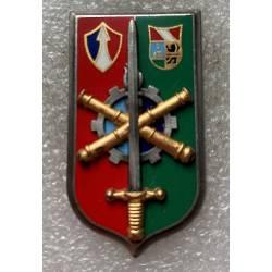 Commandement et Direction du Matériel du 2e Corps d'Armée FFA