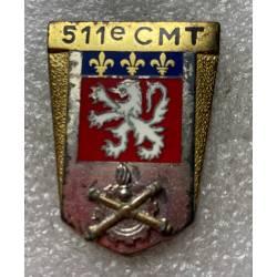 511e Compagnie  du Matériel  du Territoire (CMT)