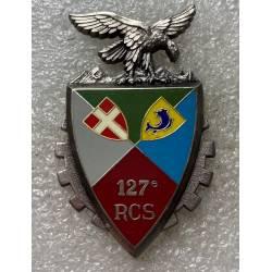 127e Régiment de Commandement et de Soutien (RCS)