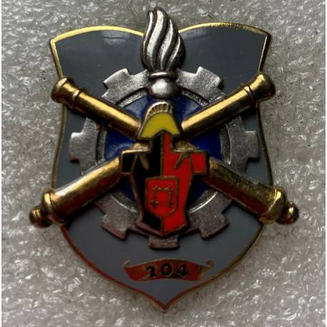 204e Bataillon du Matériel