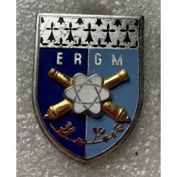 Etablissement de Réserve Génrérale du Matériel de BRUZ (ERGM)