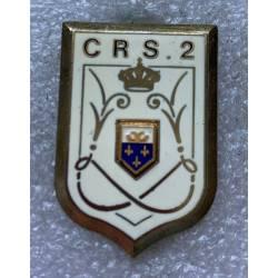 CRS 2 VAUCRESSON (Compagnie Républicaine de Sécurité)