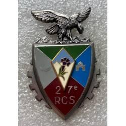 27e Régiment de Commandement et de Soutien (RCS)
