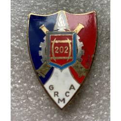 202e Groupe de Réparation de Corps d'armée (GRMCA)