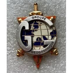 Groupe Géographique