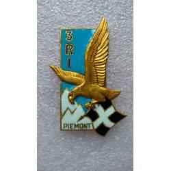 3e Régiment d'Infanterie  émail