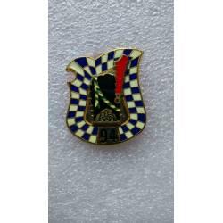 94e Régiment d'Infanterie résine
