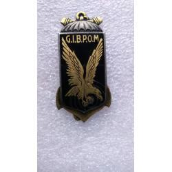 Groupement d'Instruction de Brigade Parachutiste Outre-Mer émail