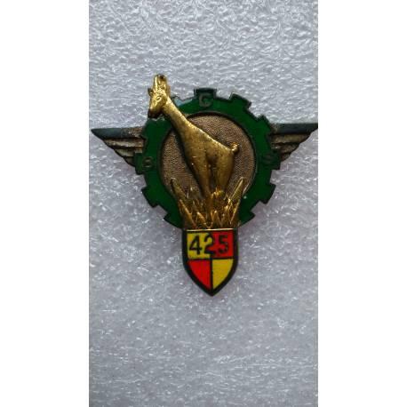 425e Bataillon de Commandement et des Services émail