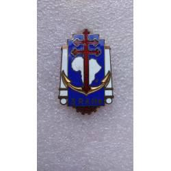 3e Régiment d'Artillerie de Marine émail