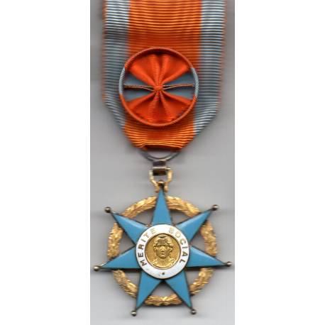 Ordre du Mérite Social Officier