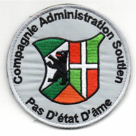 110e RI - Compagnie d'Administration et Soutien