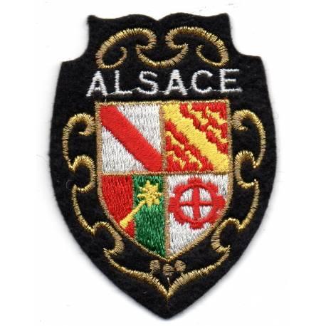 Ecusson de quille Alsace