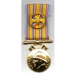 Médaille d'Honneur des Sapeurs Pompiers 30 ans