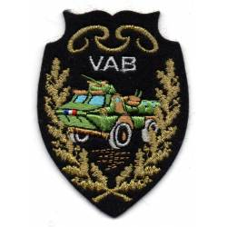 VAB écusson de spécialité pour la quille