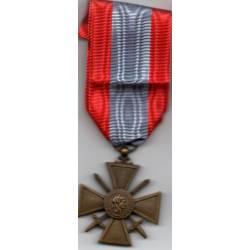 Croix de Guerre des Théatres d'Opérations Extérieurs
