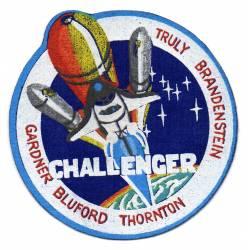 USA : Truly Brandenstein Gardner Bluford Thornton Challenger