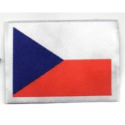 TCHECOSLOVAQUIE : drapeau TCHEQUE