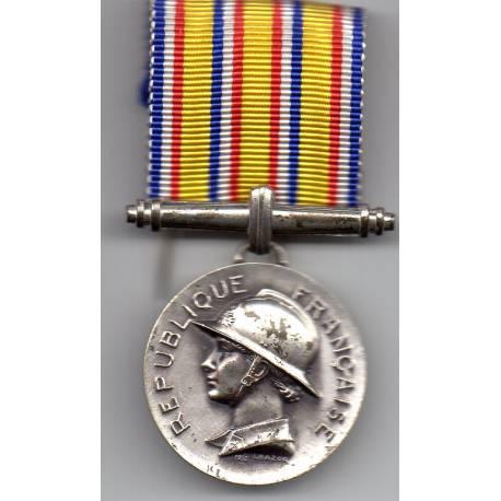 Médaille d'Honneur des Sapeurs Pompiers 20 ans