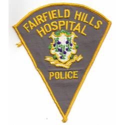 USA : Fairfield Hills Hospital Police