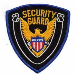 USA : Security Guard