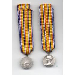 Médaille d'Honneur des Sapeurs Pompiers