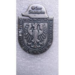 Allemagne : Der Stahlhelm insigne de journée