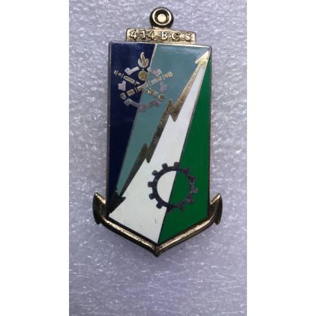 414e Bataillon de Commandement et de Services
