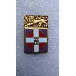22e Bataillon d'Infanterie