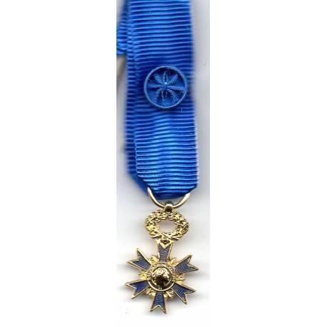 Officier de l'Ordre National du Mérite réduction