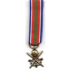Médaille de la Reconnaissance 39-45 et Indochine réduction
