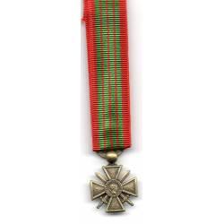 Croix de Guerre 1939-1945 réduction